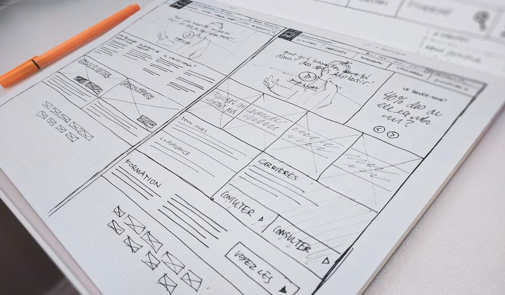 Die Erstellung eines Prototyps im UX Design